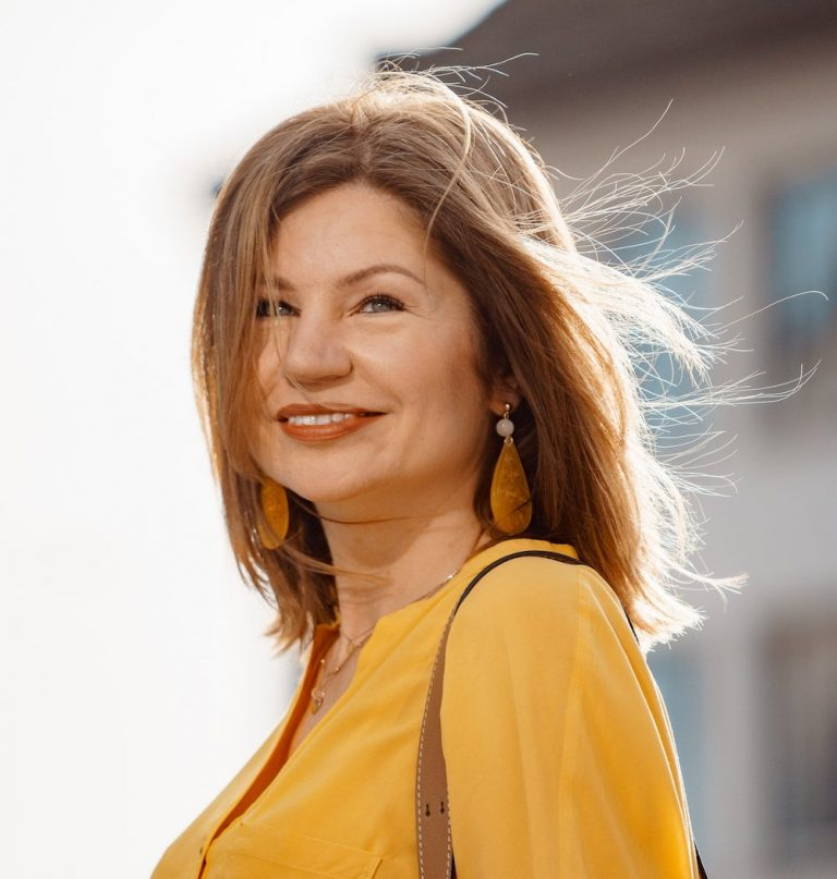 Stylist Ingrid Angehrn