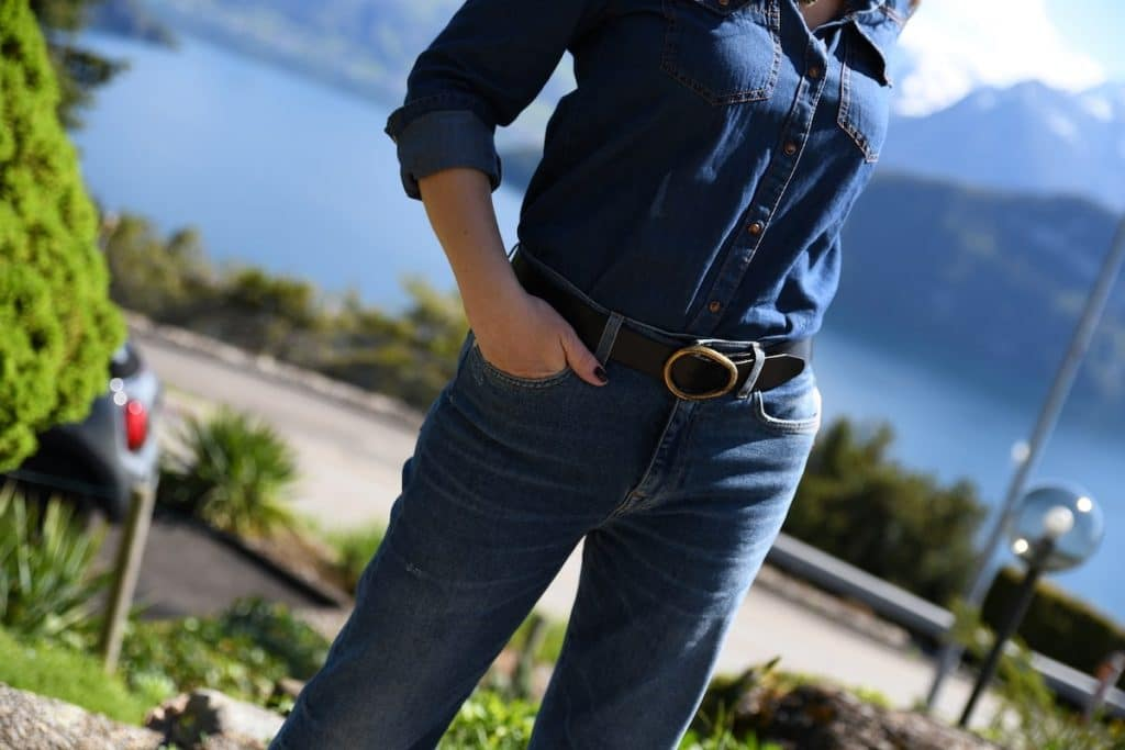Jeans Outfit Ingrid Angehrn